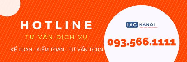 Công ty kiểm toán độc lập IAC Hà Nội