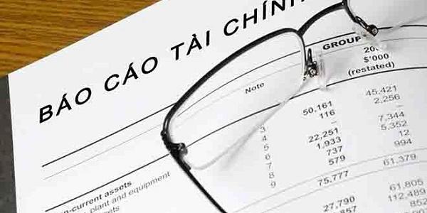 Hướng dẫn cách nộp lại báo cáo tài chính chất lượng