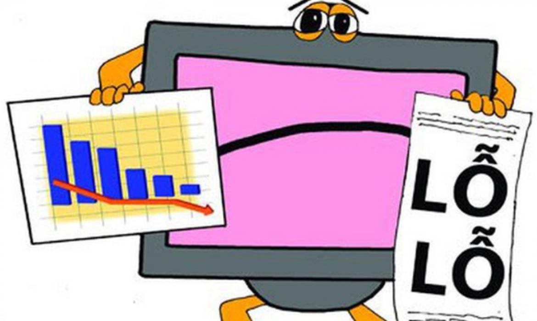 Đã có hơn 20 doanh nghiệp báo lỗ năm 2017