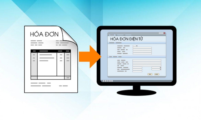 2 bước đăng ký sử dụng HOÁ ĐƠN ĐIỆN TỬ và lưu ý
