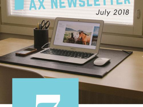 [IACHN] Tax Newsletter – July 2018