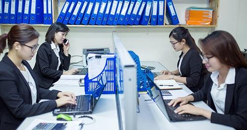 Đội ngũ IAC luôn hỗ trợ Doanh nghiệp với quy trình kiểm toán đạt chuẩn