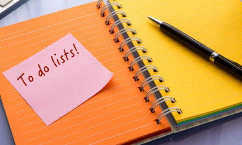 To-Do-List của kế toán cuối năm để kiểm tra sổ sách một cách nhẹ nhàng