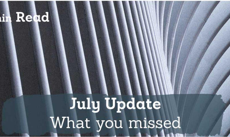Bản tin thuế tháng 7 năm 2019